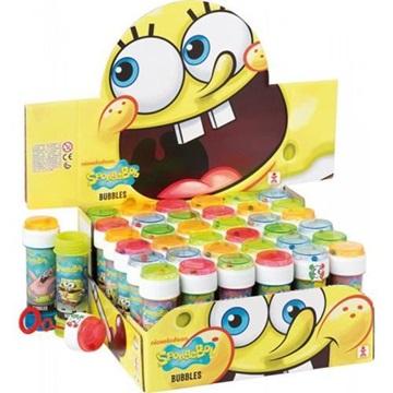 Obrázek Bublifuk Sponge Bob 60 ml