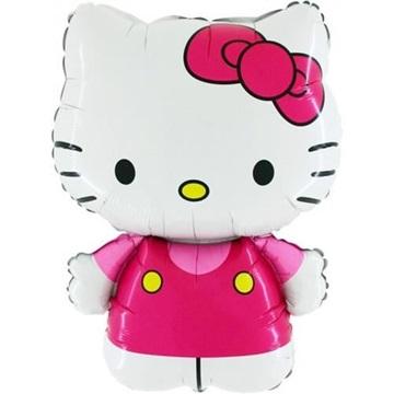 Obrázek Foliový balonek Hello Kitty 60 cm
