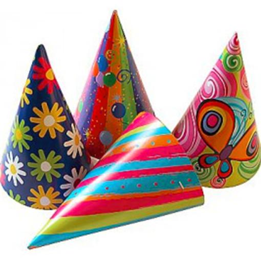 Obrázek z Party papírová čepička
