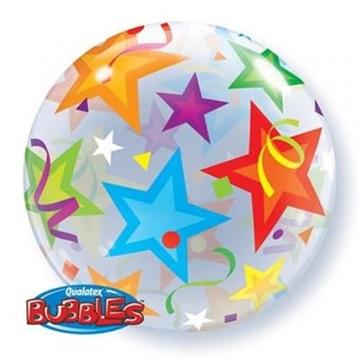 Obrázek Foliová bublina hvězdy 56 cm
