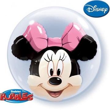 Obrázek Dvojitá foliová bublina Myšička Minnie 61cm