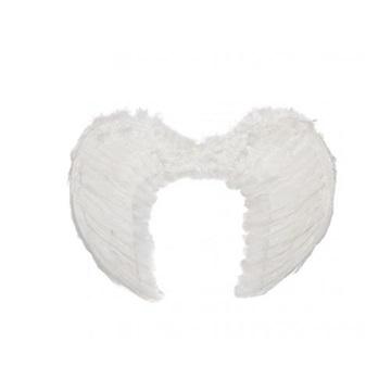 Obrázek Andělská křídla bílá - malá 42 x 38 cm