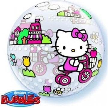 Obrázek Foliová bublina Hello Kitty 56 cm