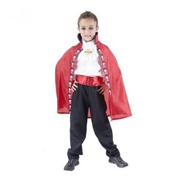 Obrázek Dětský kostým upír - 120/130 cm