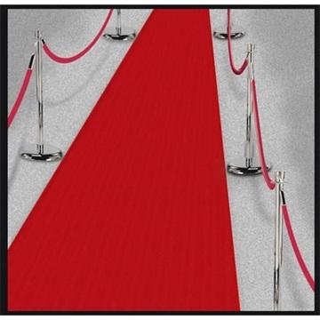 Obrázek Červený koberec ve stylu Hollywoodských hvězd