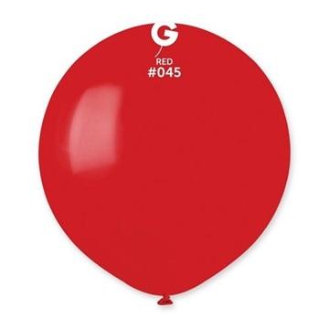 Obrázek Balonek červený 48 cm