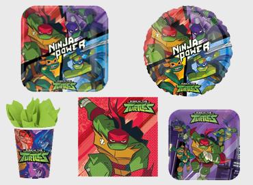 Obrázek pro kategorii Želvy ninja party