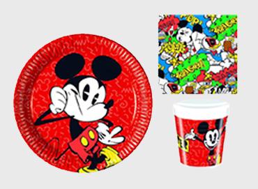 Obrázek pro kategorii Mickey Mouse party