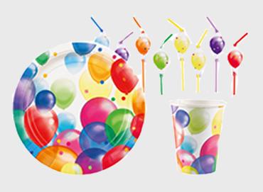 Obrázek pro kategorii Balonková party