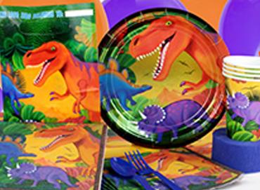 Obrázek pro kategorii Dinosauří party