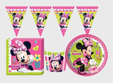 Obrázek pro kategorii Minnie Mouse party