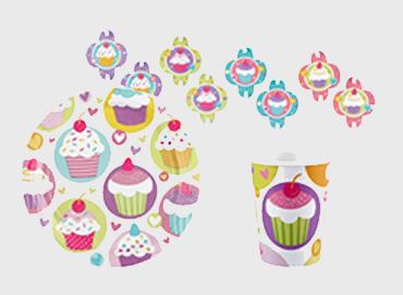 Obrázek pro kategorii Muffin party