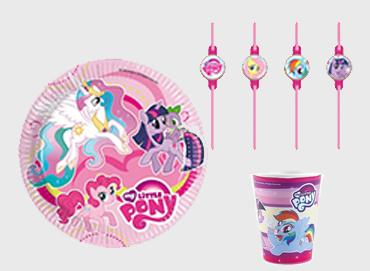 Obrázek pro kategorii My Little Pony party