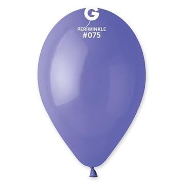Obrázek Balonek periwinkle 30 cm