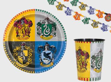 Obrázek pro kategorii Harry Potter party