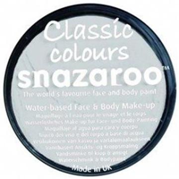 Obrázek Barva na obličej Snazaroo - bílá 18 ml