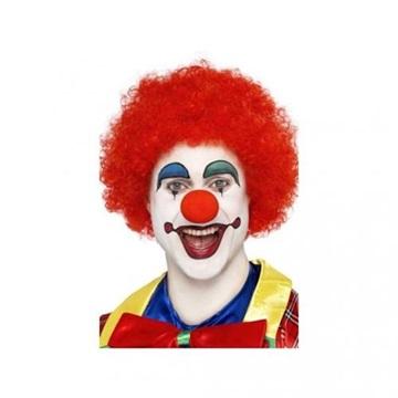 Obrázek klaunský nos molitanový červený