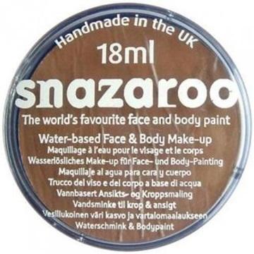 Obrázek Barva na obličej Snazaroo - béžová 18 ml