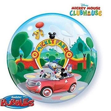Obrázek Foliová bublina Mickey Park 56 cm