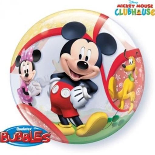 Obrázek z Foliová bublina Mickey 56 cm