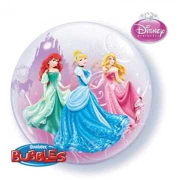 Obrázek Foliová bublina  Disney Princess 56 cm