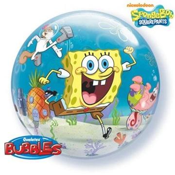 Obrázek Foliová bublina Sponge Bob 56 cm