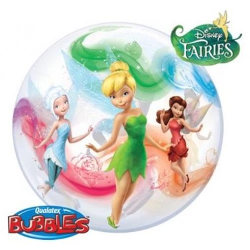Obrázek z Foliová bublina Disney Víly 56 cm