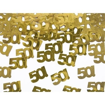 Obrázek Konfety metalické - 50