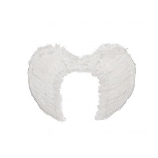 Obrázek z Andělská křídla bílá - malá 42 x 38 cm