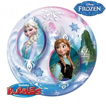 Obrázek Foliová bublina Frozen Ledové království 56 cm