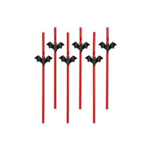 Obrázek z Brčka s netopýrem - 6 ks