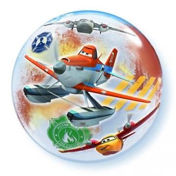 Obrázek Foliová bublina Letadla Disney 56 cm