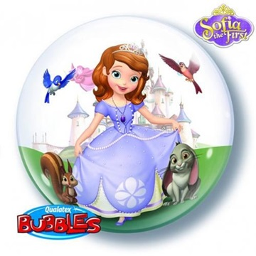Obrázek Foliová bublina Sofie první 56 cm