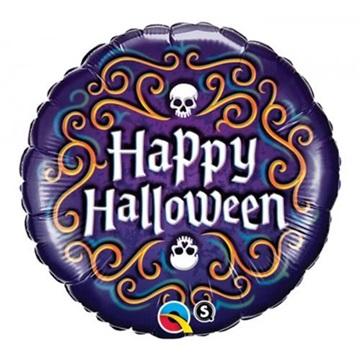 Obrázek Foliový balonek Happy Halloween 46 cm