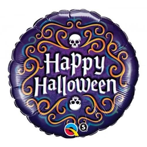 Obrázek z Foliový balonek Happy Halloween 46 cm