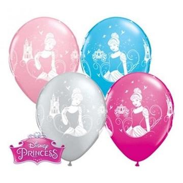 Obrázek Latexový balonek Disney - Popelka 30 cm