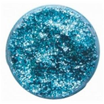 Obrázek Třpytivý gel Snazaroo - světle modrý 12 ml