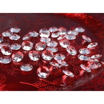 Obrázek Diamantové konfety čiré