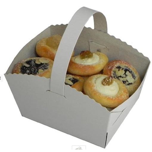 Obrázek z Košíček na svatební koláčky