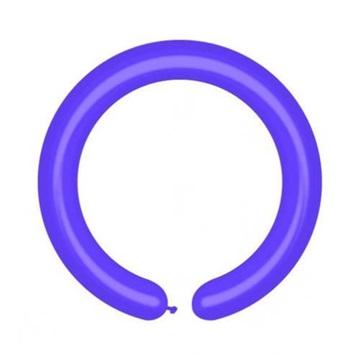 Obrázek Modelovací balonky profesionální - 100 ks - fialové