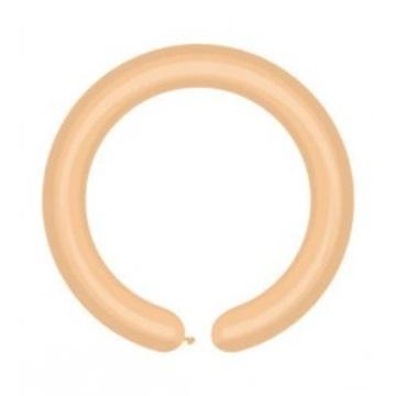 Obrázek Modelovací balonky profesionální - 100ks - tělové