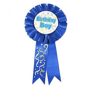 Obrázek Narozeninový odznak  - Birthday Boy