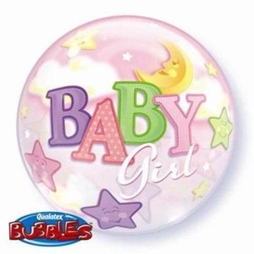 Obrázek Foliová bublina Baby Girl