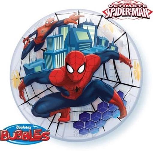 Obrázek z Foliová bublina Spiderman 56 cm