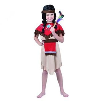 Obrázek Party kostým Indiánka 120 cm