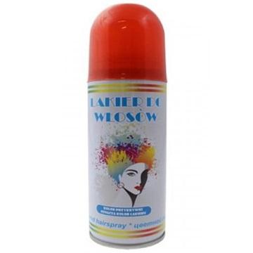 Obrázek Červený sprej na vlasy 125 ml