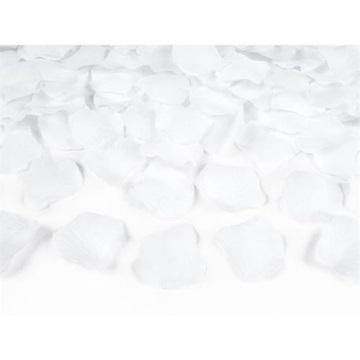 Obrázek Lístky růží bílé