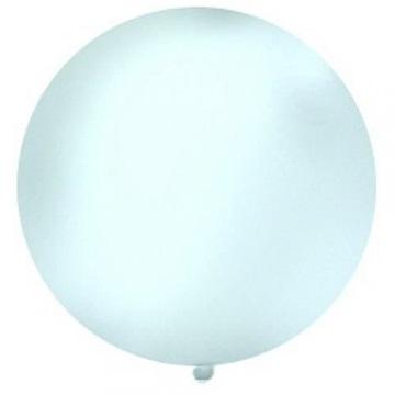 Obrázek Obří nafukovací balon 100 cm - transparentní (průhledný)