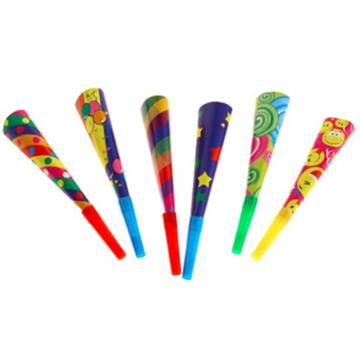 Obrázek Party trumpetka barevná