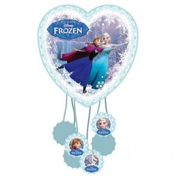 Obrázek Party piňata Frozen modrá